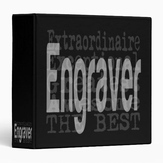 Engraver Extraordinaire Binder
