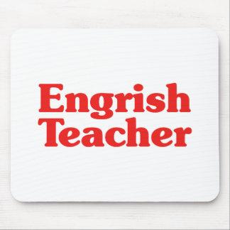 Engrish Teacher Mouse Pad