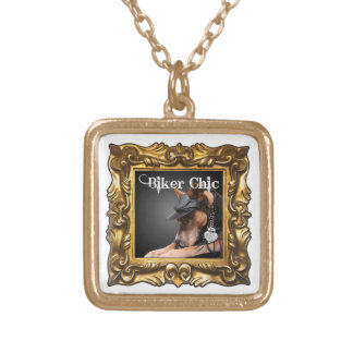 """Enhance Any Outfit with """"Biker Chic"""" Necklace"""