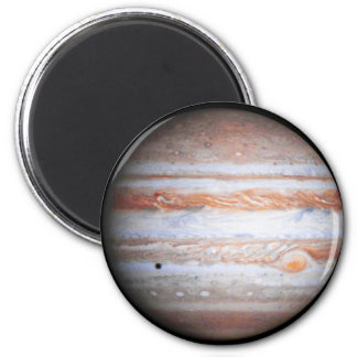 ENHANCED image of Jupiter Cassini flyby NASA Magnet