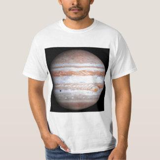 ENHANCED image of Jupiter Cassini flyby NASA T-Shirt