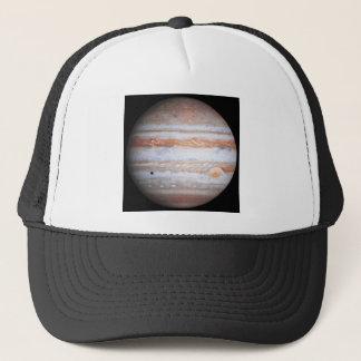 ENHANCED image of Jupiter Cassini flyby NASA Trucker Hat