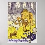 ENHANCED Wonderful Wizard of Oz 1st edition print