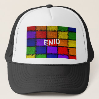 ENID TRUCKER HAT