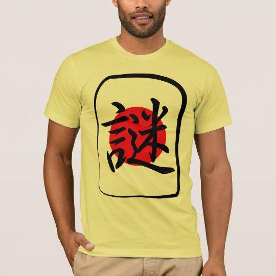 Enigma Kanji tile T-Shirt