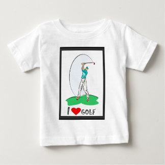 Enjoy a round of golf baby T-Shirt