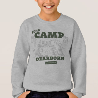 Enjoy Camp Dearborn Kids Sweatshirt