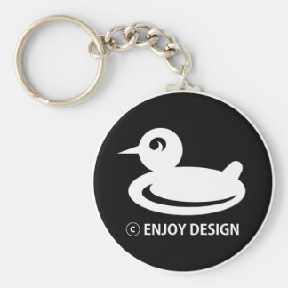 ENJOY DESIGN KEY HOLDER KEYCHAIN