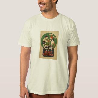 enjoy don't destroy T-Shirt
