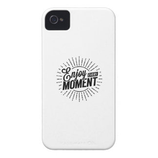 Enjoy Every Moment Case-Mate iPhone 4 Cases