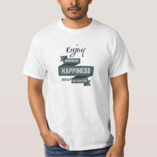 Enjoy homemade happiness, now gluten free T-Shirt