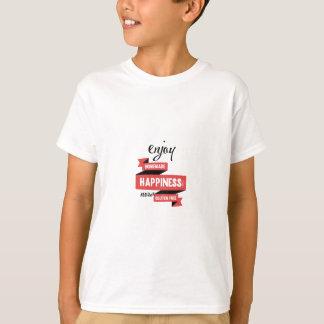 Enjoy homemade happiness, now gluten free tee shirts