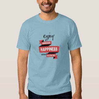 Enjoy homemade happiness, now gluten free tshirt