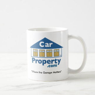 Enjoy it in Your Garage Coffee Mug