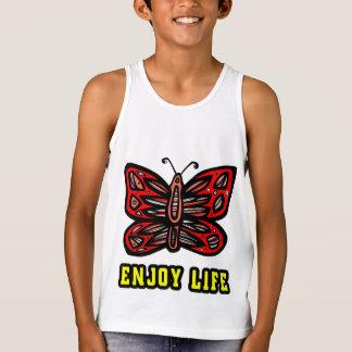 """Enjoy Life"" Boys' Tanktop"