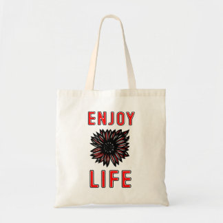 """Enjoy Life"" Classic Tote Bag"