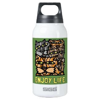 """""""Enjoy Life"""" Hot & Cold Bottle"""
