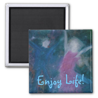 Enjoy Life! Magnet