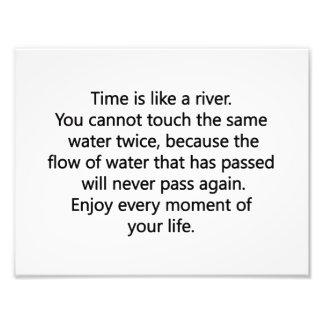Enjoy Life Photo Print