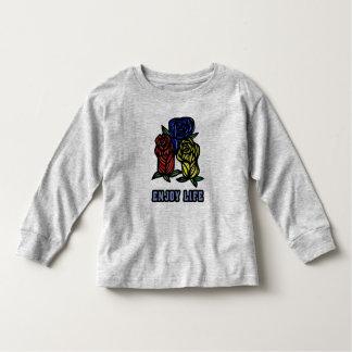 """Enjoy Life"" Toddler Long Sleeve T-Shirt"