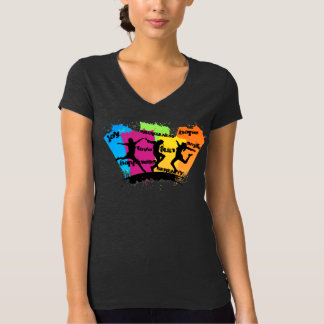 Enjoy Life Women's Jersey V-Neck T-Shirt