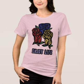 """""""Enjoy Life"""" Women's Relaxed Fit Shirt"""