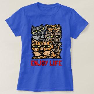 """Enjoy Life"" Women's T-Shirt"