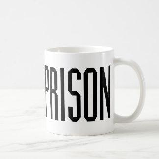 ENJOY PRISON COFFEE MUG