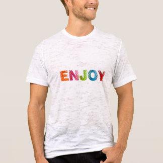 Enjoy Rainbow Men`s T-shirt