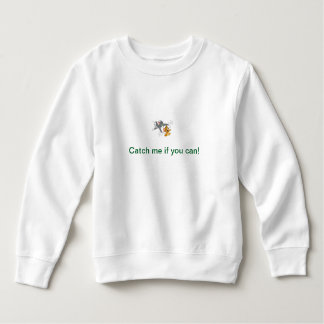 Enjoy the baby years. sweatshirt