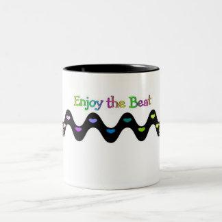 Enjoy the Beat Mug