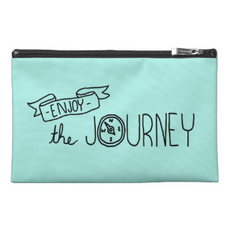 Enjoy the Journey Travel Accessory Bag