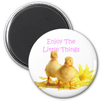 Enjoy The Little Things, Ducklings Magnet