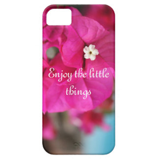 Enjoy the little things - iPhone 5/5s case