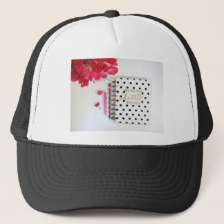 Enjoy the Little Things Trucker Hat