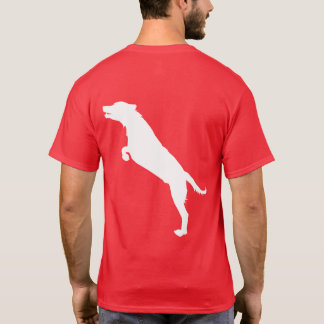 Enjoy the moment. Hungry dog edition. T-Shirt