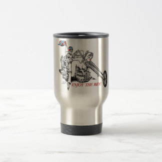 ENJOY THE RIDE TRAVEL MUG