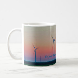 Enjoy the Sunrise Coffee Mug