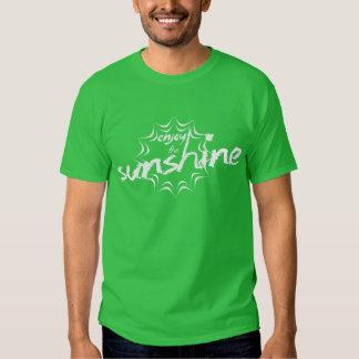 enjoy the sunshine summer holiday shirts