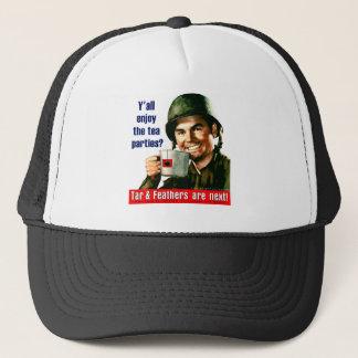 Enjoy the Tea Party? Trucker Hat