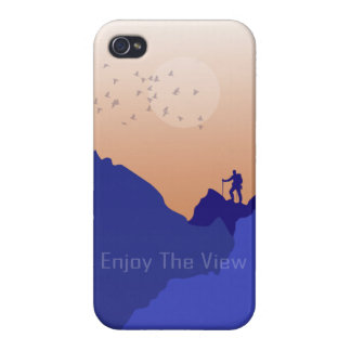 Enjoy the View Cover For iPhone 4