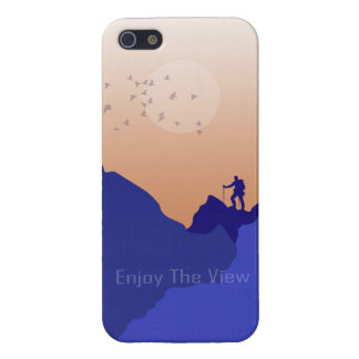 Enjoy the View iPhone 5 Case