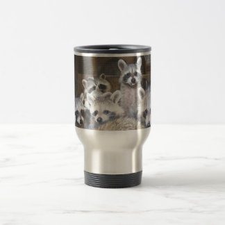Enjoy your AM coffee with a smile on your face. Travel Mug