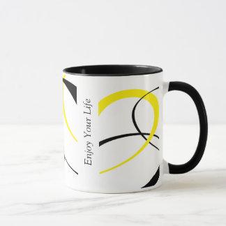 Enjoy Your Life Design Mug