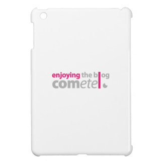 Enjoying the blog Commits the point Case For The iPad Mini