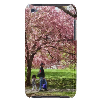 Enjoying the Cherry Trees Barely There iPod Case