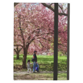 Enjoying the Cherry Trees iPad Air Case
