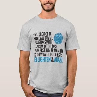 """""""Enlighten & Amazee"""" T-Shirt"""
