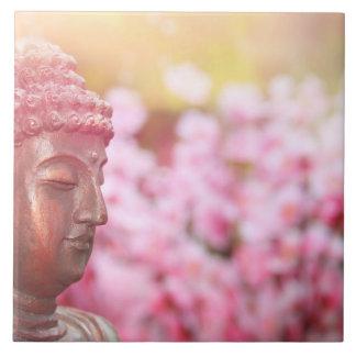 Enlightened Buddha Photo Tile