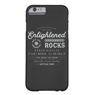 Enlightened Prosperity Rocks Phone Case